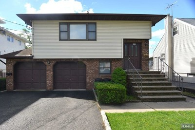 Elmwood Park Multi Family 2-4 For Sale: 208 Falmouth Avenue