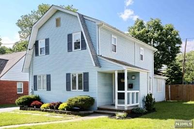 Elmwood Park Single Family Home For Sale: 13 Lincoln Avenue
