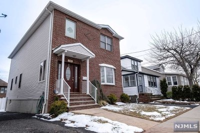 Hudson County Single Family Home For Sale: 710 5th Street
