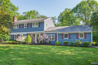 Morris Plains Boroug Single Family Home For Sale: 29 Beech Drive