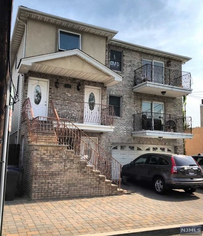 North Bergen Multi Family 2-4 For Sale: 1504 40th Street
