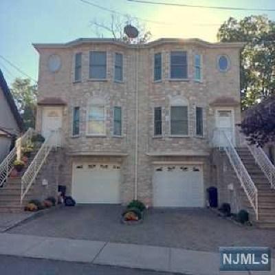 Cliffside Park Condo/Townhouse For Sale: 430 Aurora Avenue
