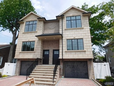 Cliffside Park Condo/Townhouse For Sale: 457 Lincoln Avenue