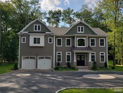 Ridgewood Single Family Home For Sale: 412 Van Emburgh Avenue