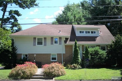 Teaneck Single Family Home For Sale: 971 Wilson Avenue