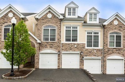 Montvale Condo/Townhouse For Sale: 11 Forshee Circle