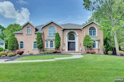 Upper Saddle River Single Family Home For Sale: 27 Spook Ridge Road