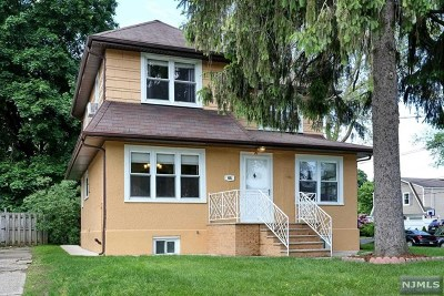 Hackensack Single Family Home For Sale: 67 Spring Valley Avenue