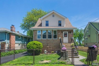 Bergen County Single Family Home For Sale: 16 Ludwig Street