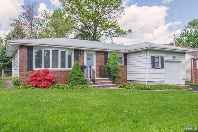 Passaic County Single Family Home For Sale: 107 Patricia Place
