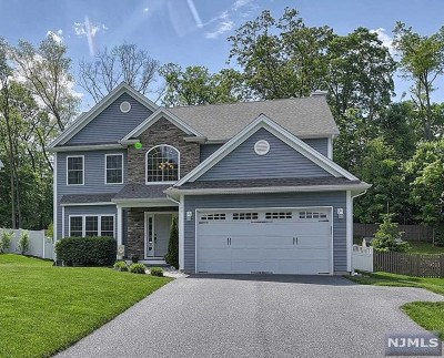 Morris County Single Family Home For Sale: 17 Adalist Avenue