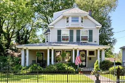 Bergen County Single Family Home For Sale: 170 Larch Avenue