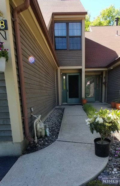 West Milford Condo/Townhouse For Sale: 21 B Plymouth Alley #B
