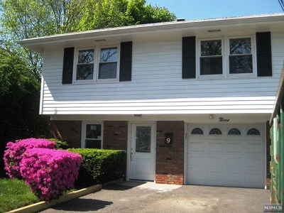 Bergenfield Single Family Home For Sale: 9 Cooper Street