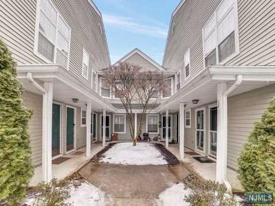 Bergen County Condo/Townhouse For Sale: 1254 Garrison Court