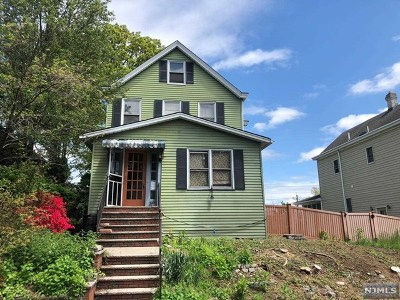 Bergen County Single Family Home For Sale: 36 Sidney Avenue