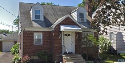 East Rutherford Multi Family 2-4 For Sale: 40 Hope Street