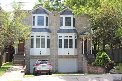 Tenafly NJ Condo/Townhouse For Sale: $610,000