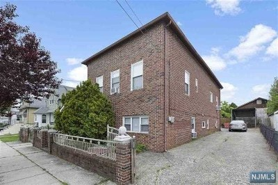 Hudson County Multi Family 2-4 For Sale: 810 8th Street