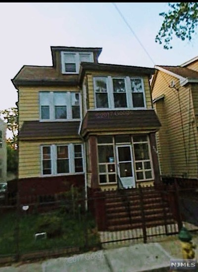 Essex County Multi Family 2-4 For Sale: 229 Wainwright Street