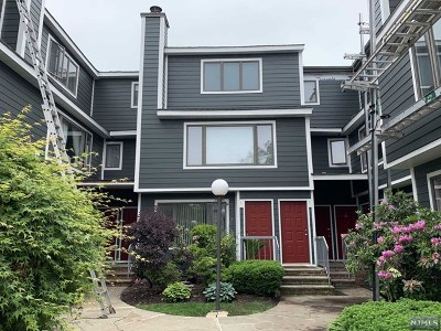 Little Ferry Condo/Townhouse For Sale: 58 Main Street #8