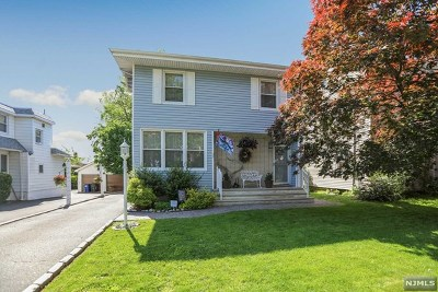 Hasbrouck Heights Single Family Home For Sale: 238 Terrace Avenue