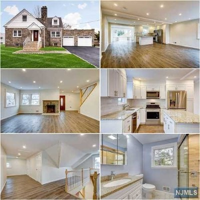 Hasbrouck Heights Single Family Home For Sale: 536 Collins Avenue