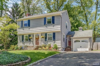 Essex County Single Family Home For Sale: 164 Forest Avenue