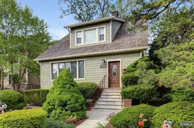 Englewood Single Family Home For Sale: 171 Van Nostrand Avenue