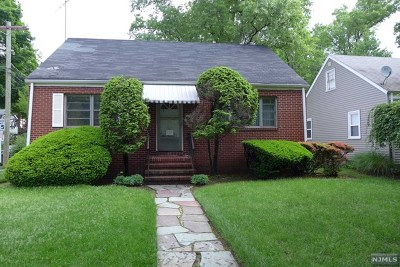 Bergen County Single Family Home For Sale: 192 Continental Avenue