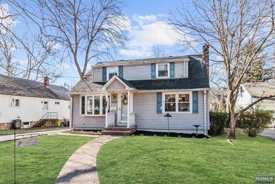 Bergen County Single Family Home For Sale: 210 Fulton Street