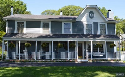 West Milford Single Family Home For Sale: 989 Union Valley Road