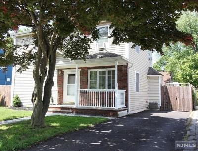 Passaic County Single Family Home For Sale: 37 Smith Avenue