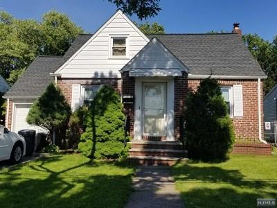 Fair Lawn Single Family Home For Sale: 0-131 Blue Hill Avenue