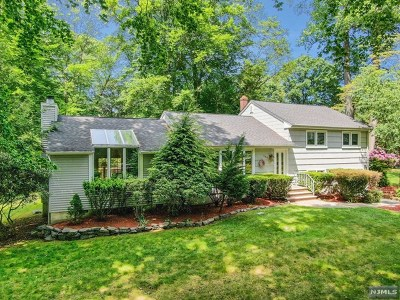 Bergen County Single Family Home For Sale: 550 Thurnau Drive