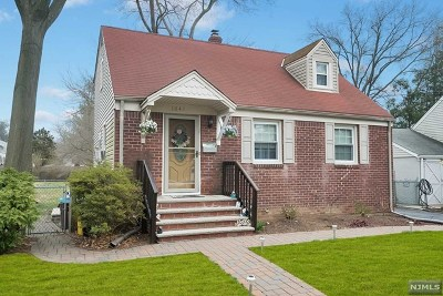 New Milford Single Family Home For Sale: 1041 Carnation Drive