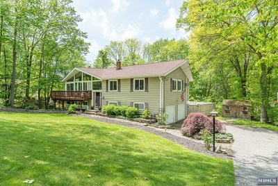 West Milford Single Family Home For Sale: 22 Hirth Drive