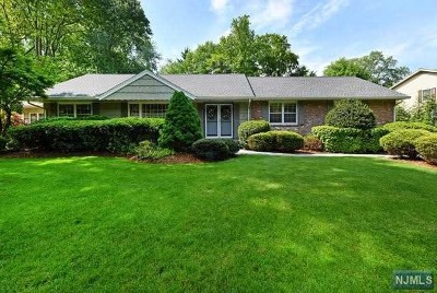 Allendale Single Family Home For Sale: 23 Beresford Road