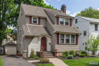 Bergen County Single Family Home For Sale: 391 Sagamore Avenue