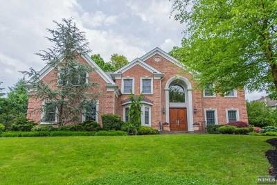 Mahwah Single Family Home For Sale: 9 Trellis Court