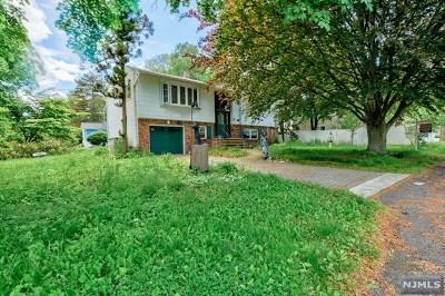 Northvale NJ Single Family Home For Sale: $399,000