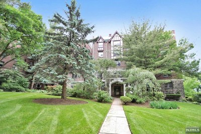 Englewood Condo/Townhouse For Sale: 100 East Palisade Avenue #C41