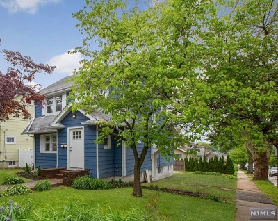 Teaneck Single Family Home For Sale: 872 Lincoln Place