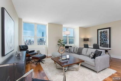 Hudson County Condo/Townhouse For Sale: 88 Morgan Street #4705