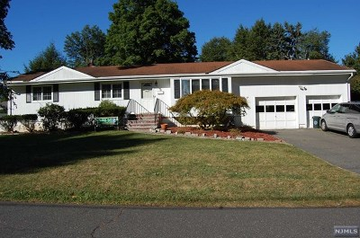 Norwood NJ Single Family Home For Sale: $529,000
