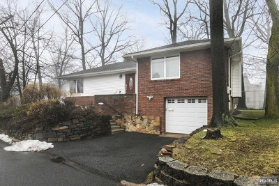 Englewood Cliffs Single Family Home For Sale: 24 Irving Avenue