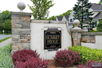 Montvale Condo/Townhouse For Sale: 114 Gelnaw Lane