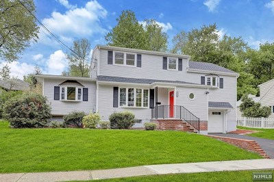 Emerson Single Family Home For Sale: 125 Pascack Avenue