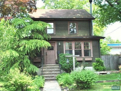 Tenafly Single Family Home For Sale: 71 West Mahan Street