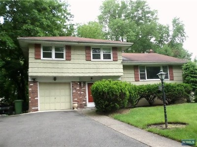 Paramus Single Family Home For Sale: 114 Ramille Court